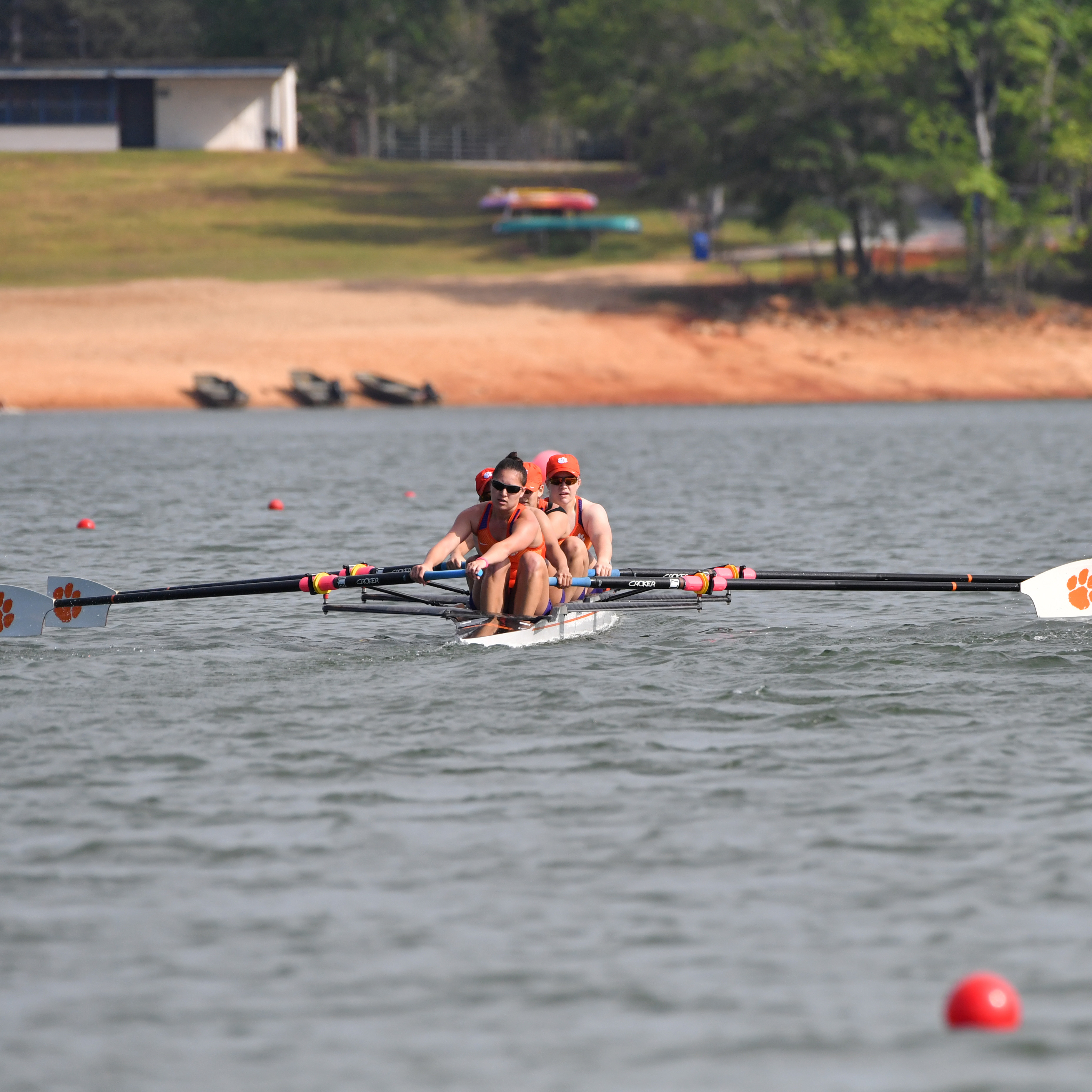 2V4 Stands Out at Clemson Invitational