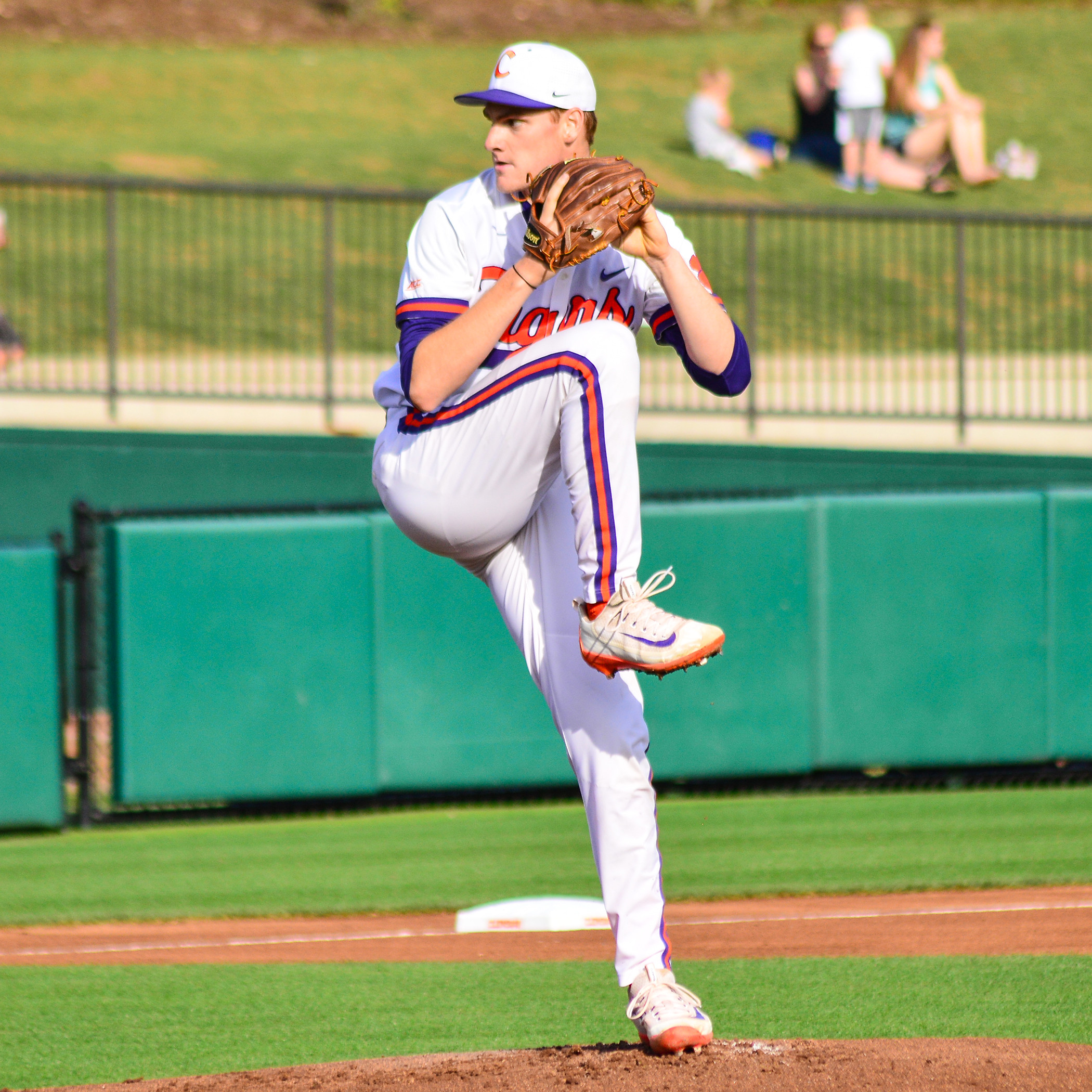 WF Downs Tigers 8-3 in Game 2