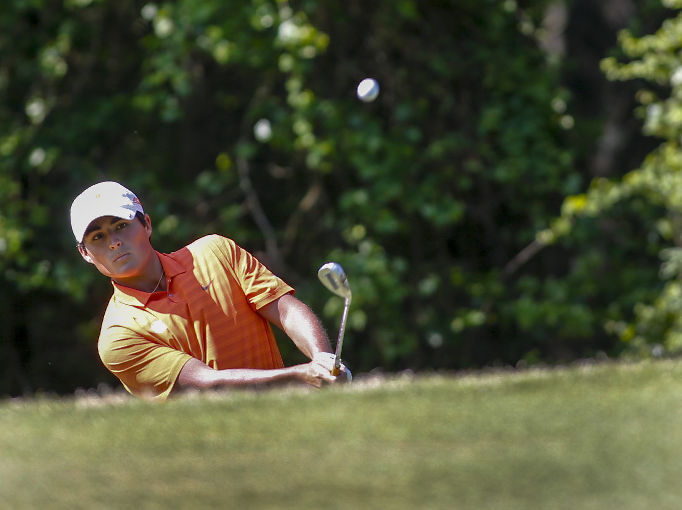 Nimmer Finishes Second at Players Amateur