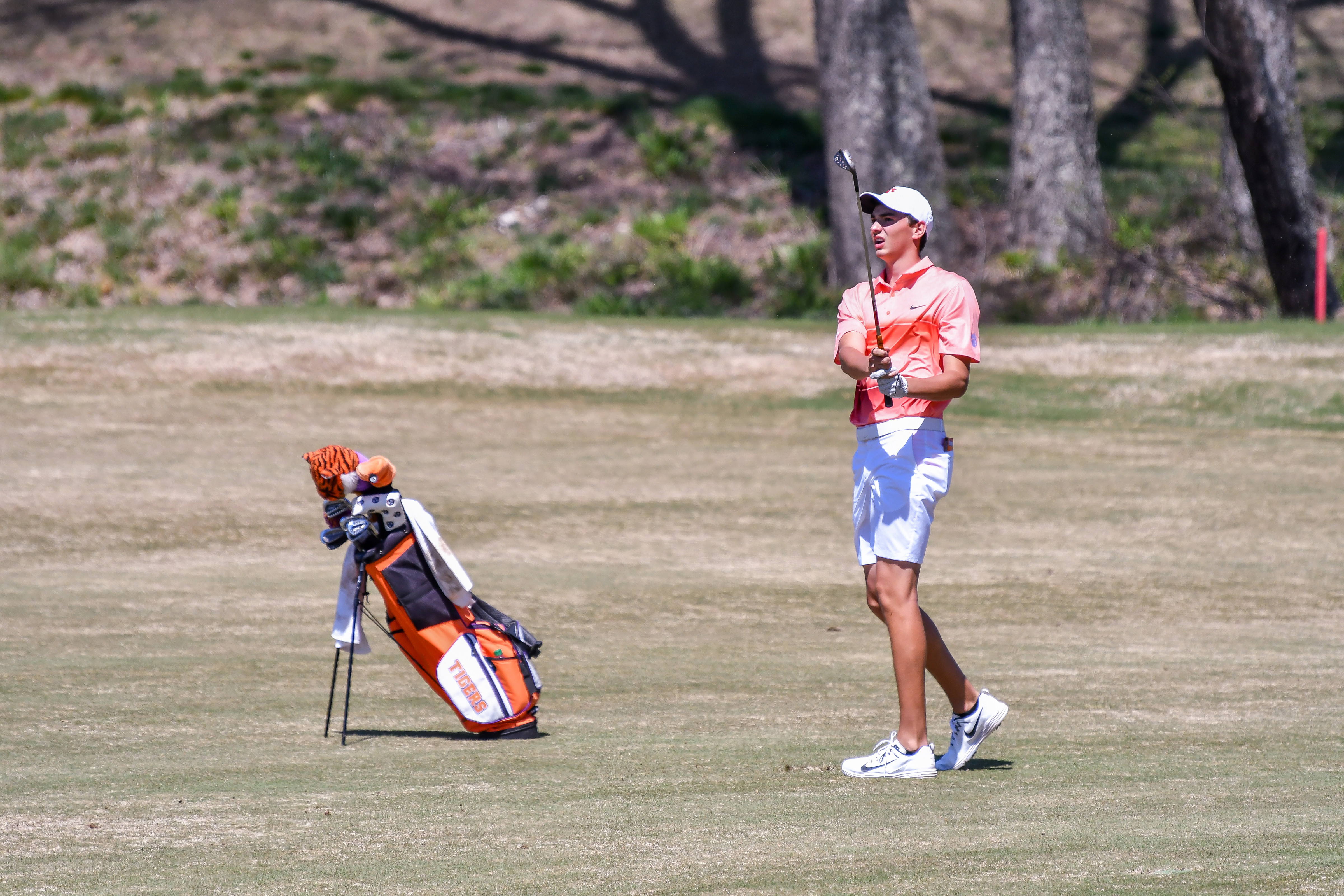 Nottingham Fires Record 62 at Wolfpack Spring Open