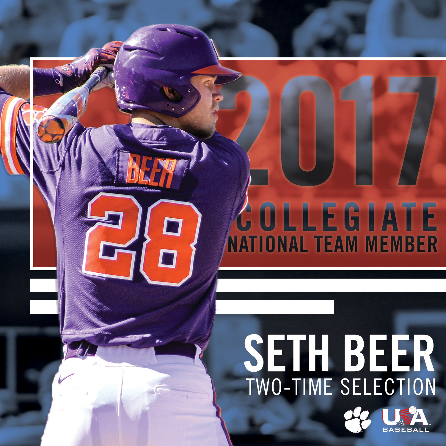Beer To Play For Team USA
