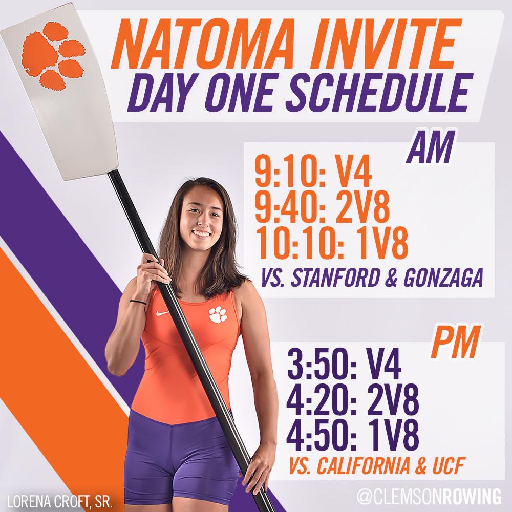 Tigers Head to Natoma Invite