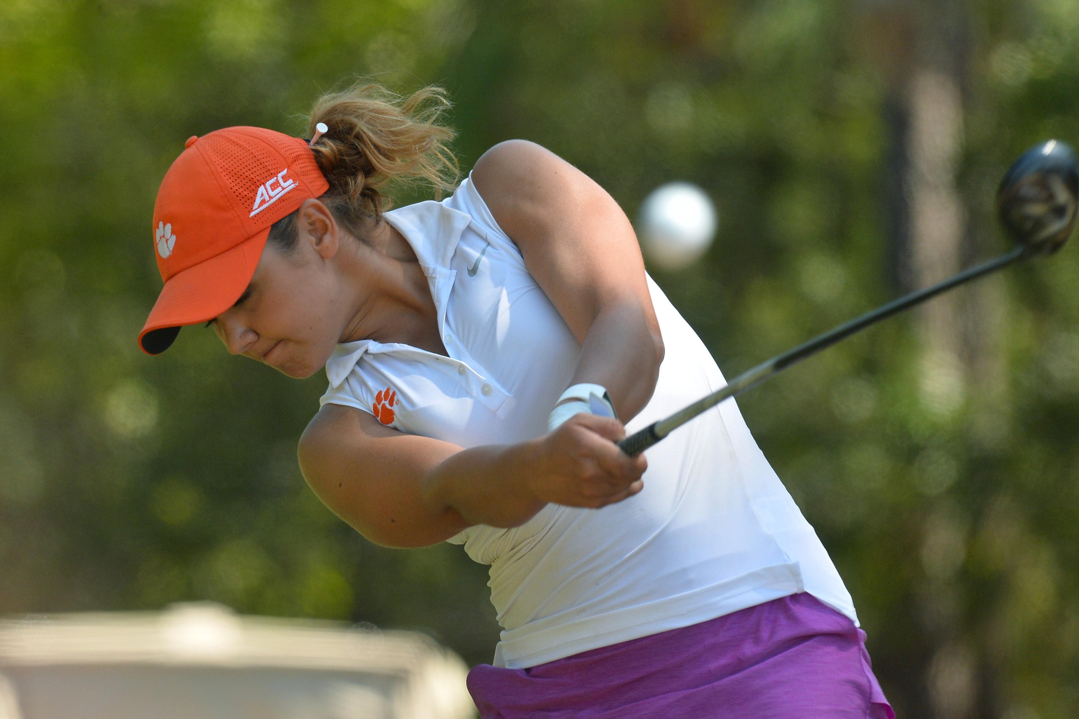 Clemson Women Open Season Friday in Tennessee