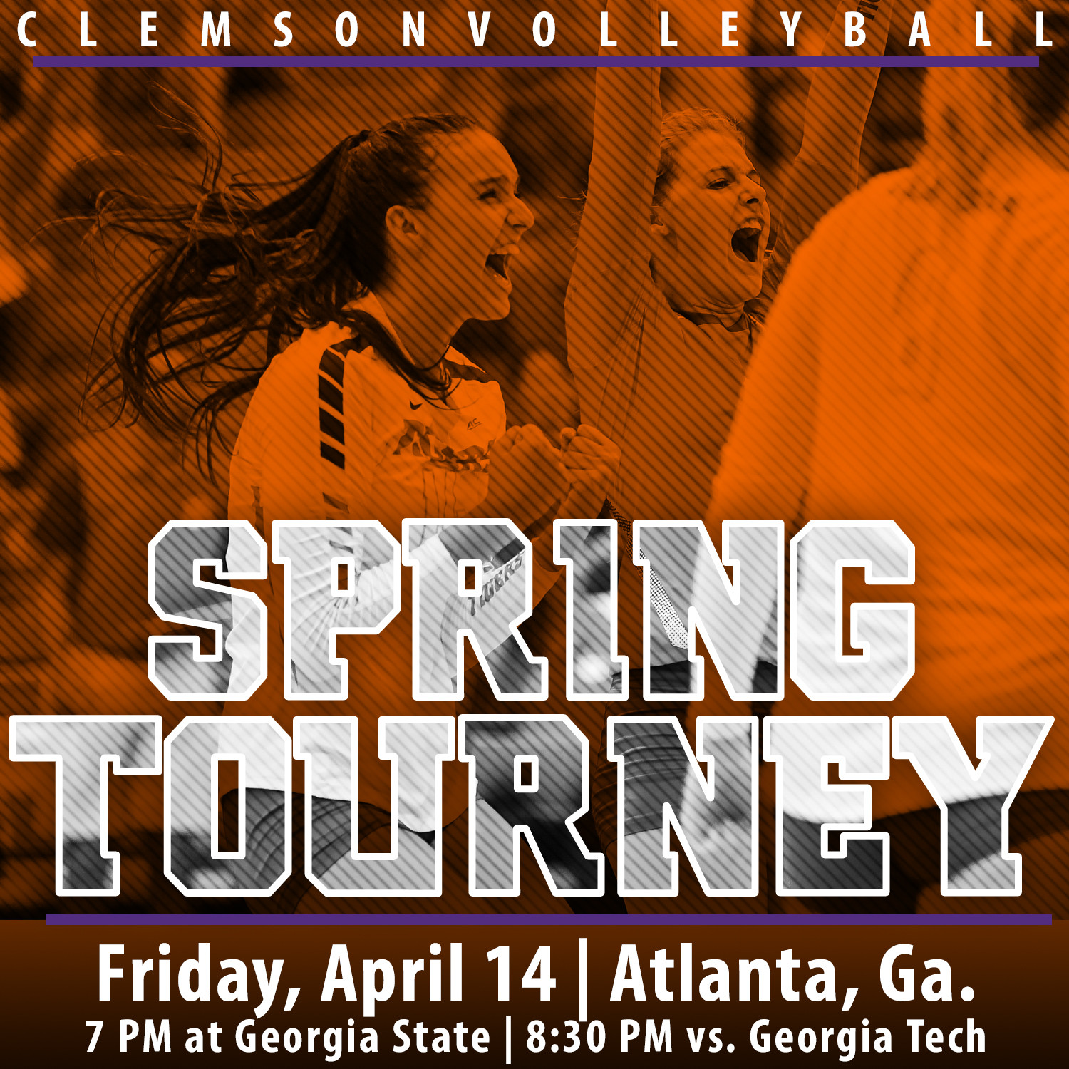 Tigers Travel to Atlanta for Round Robin Tourney Friday