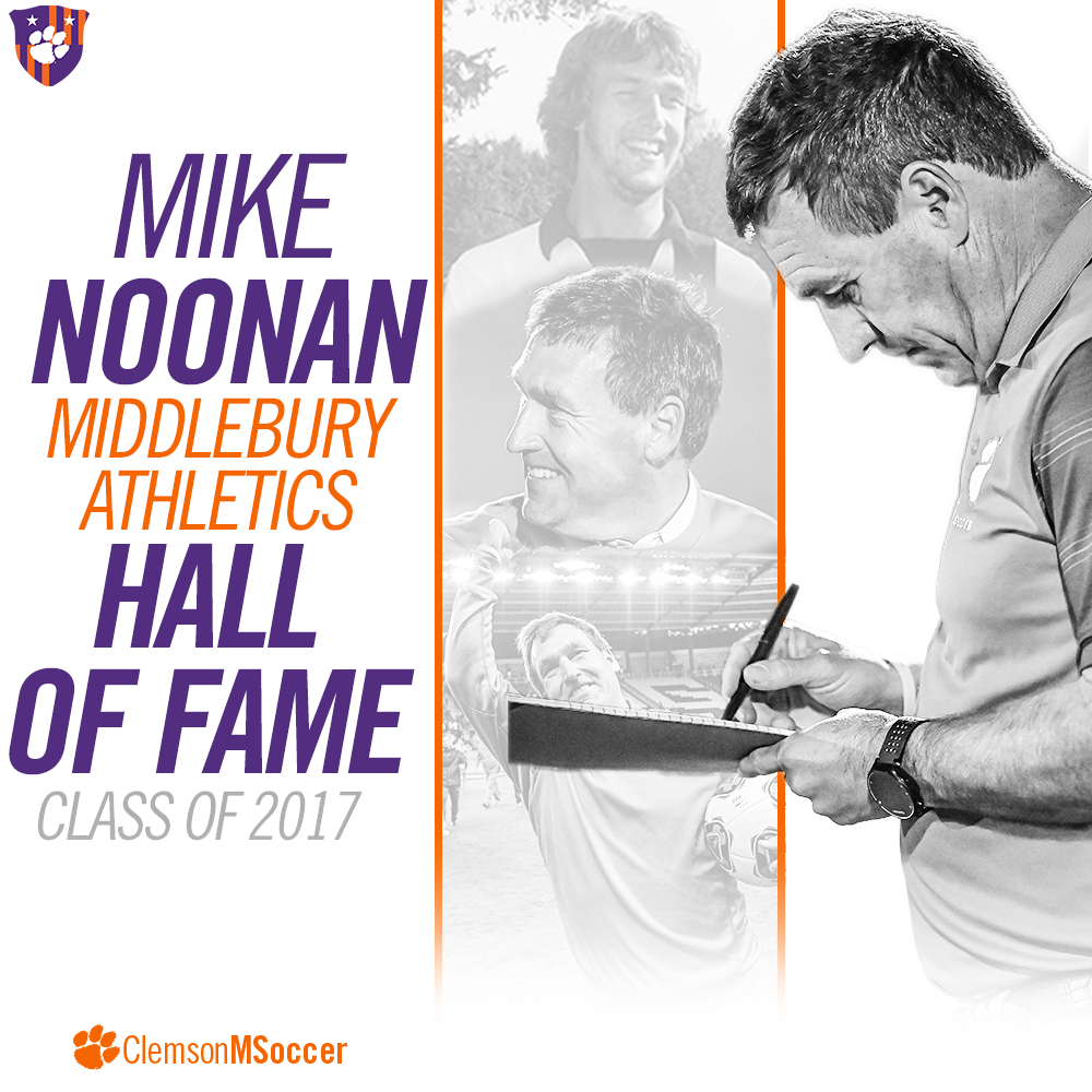 Mike Noonan Named to Middlebury Athletics Hall of Fame