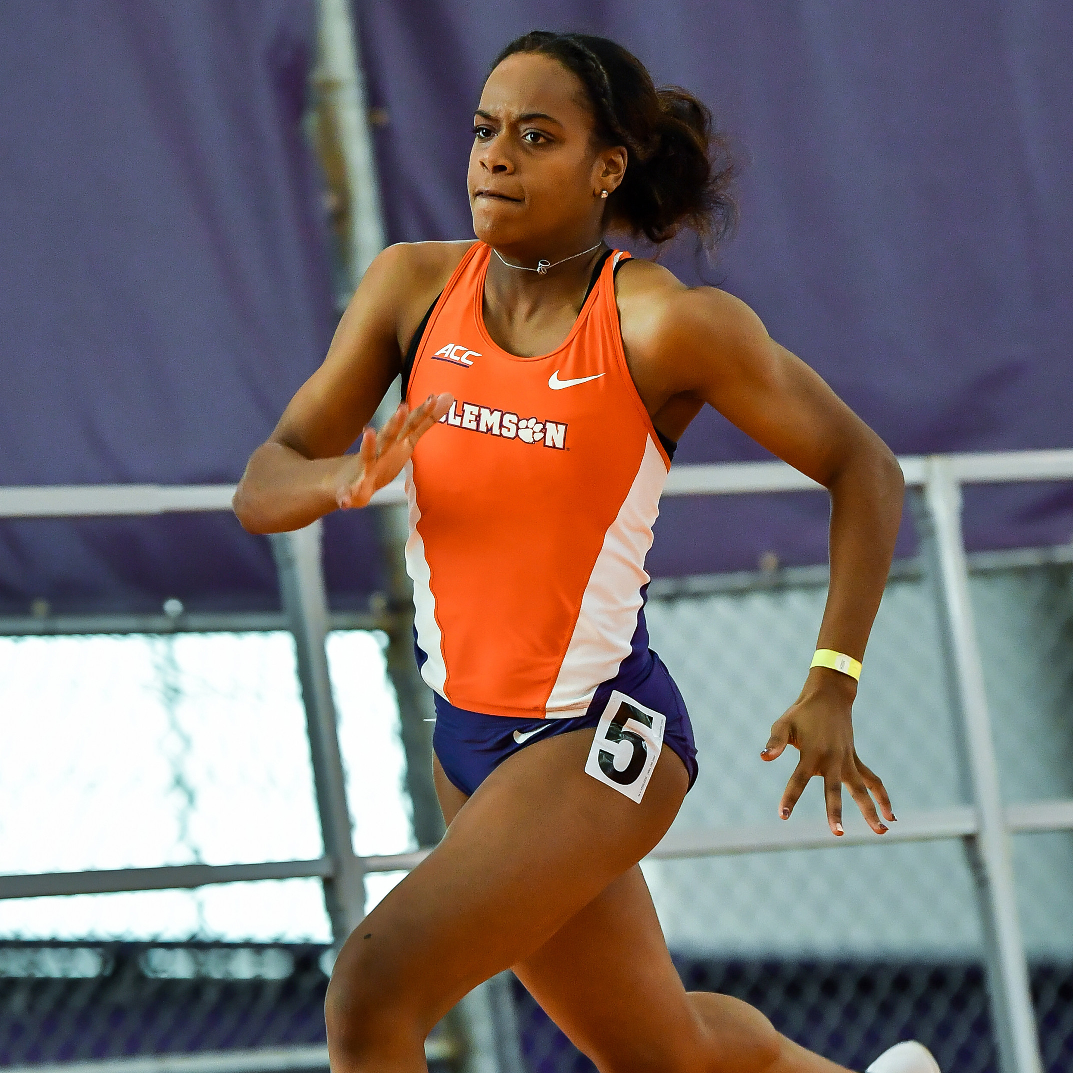 Clemson Concludes Action in Texas