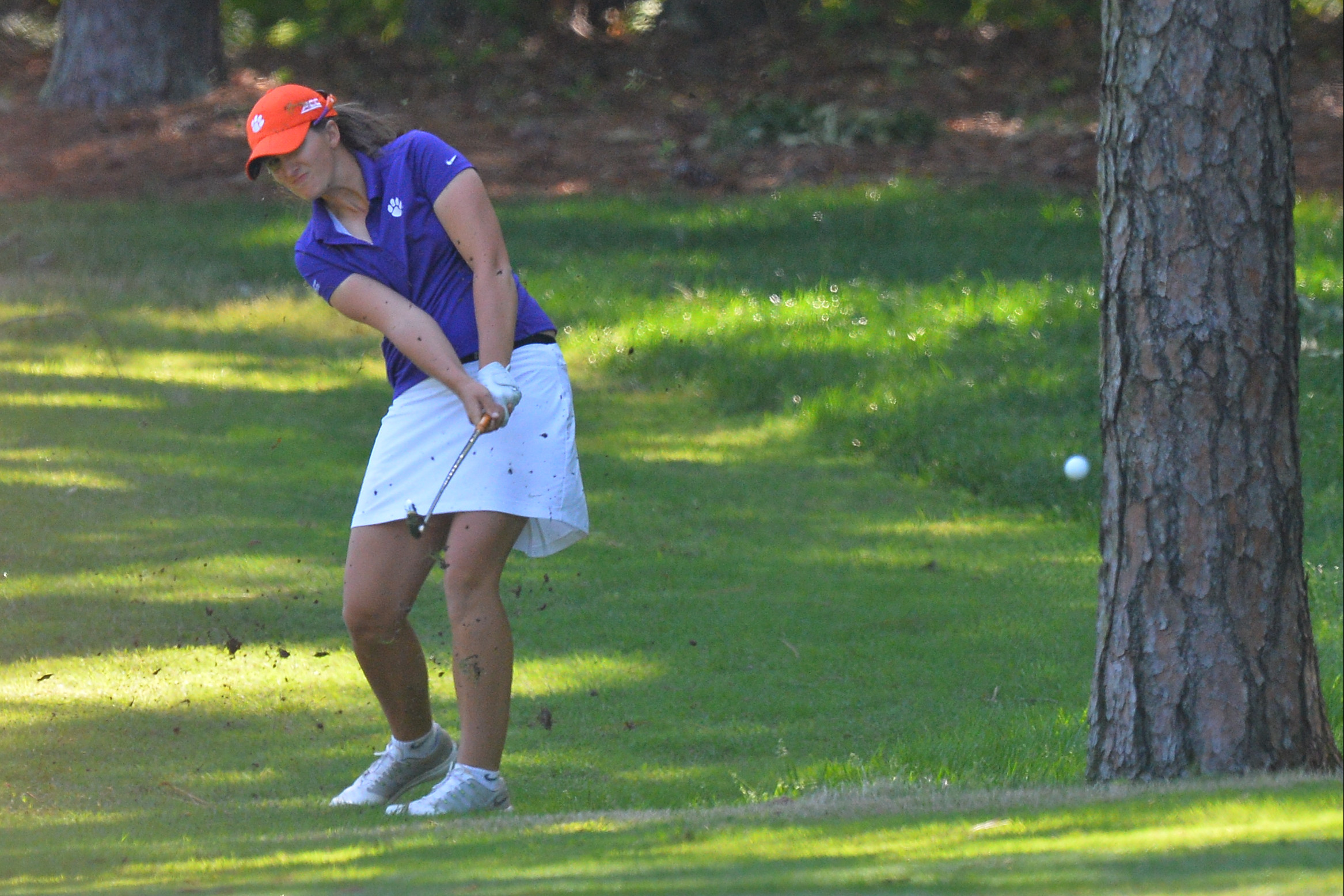 Clemson Heads to Landfall Tradition