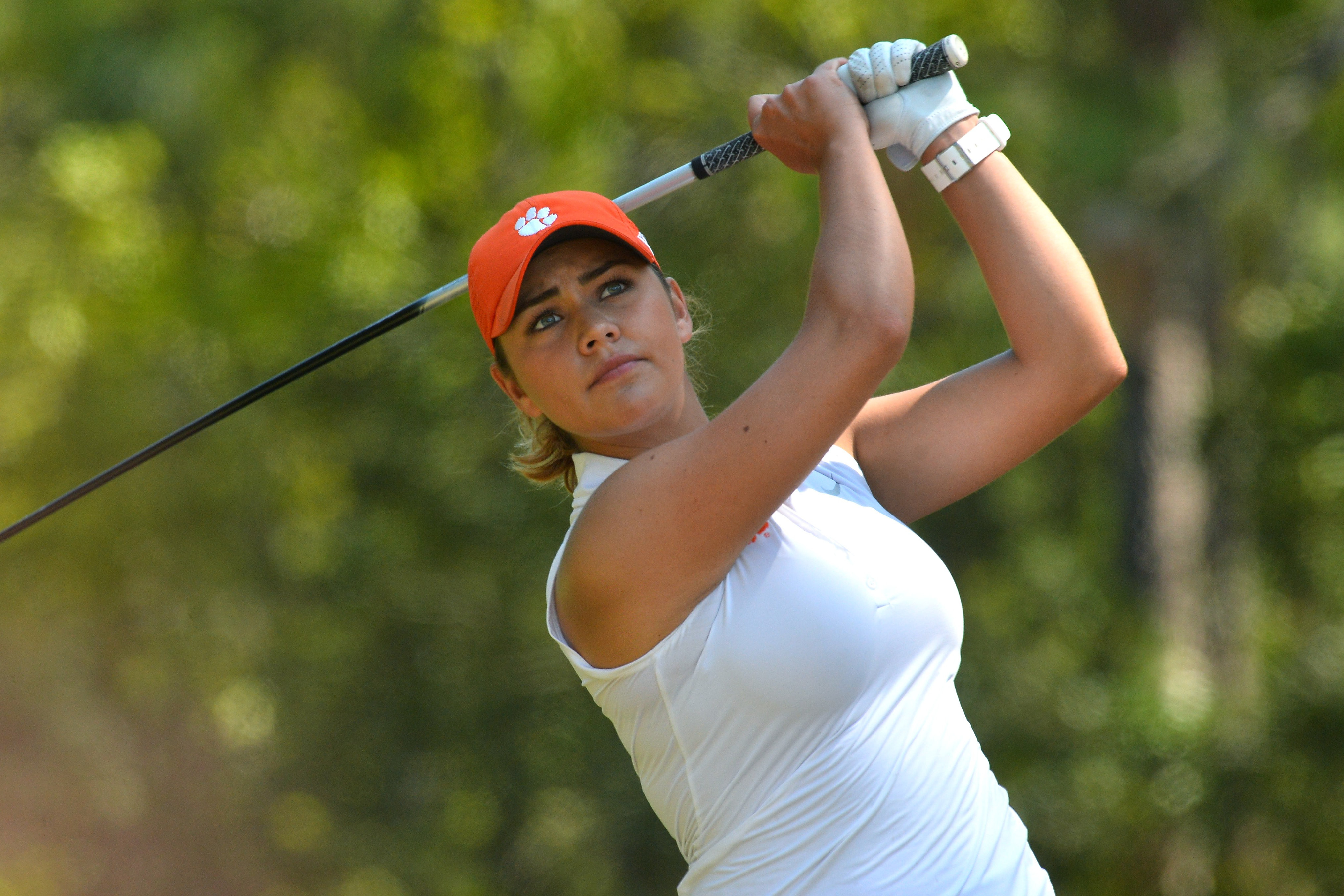 Clemson Finishes 20th at NCAA Tournament