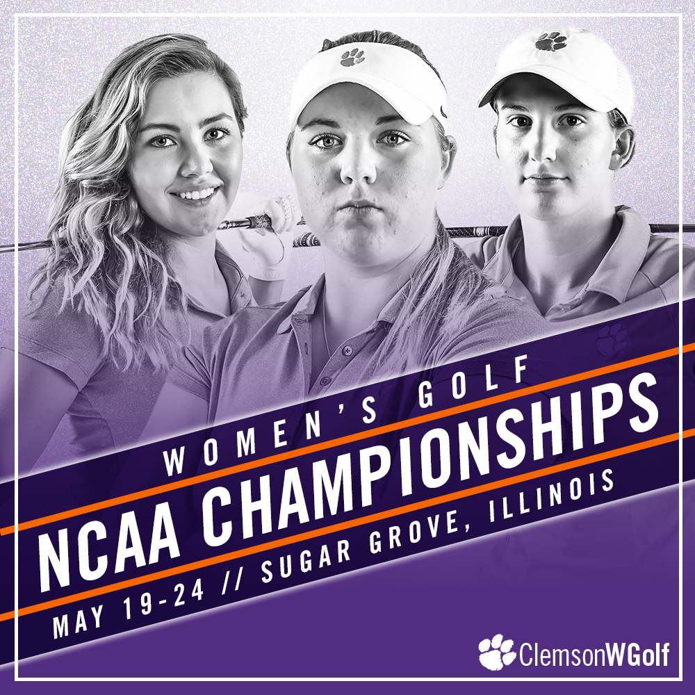 Clemson Opens Play at NCAA National Tournament on Friday