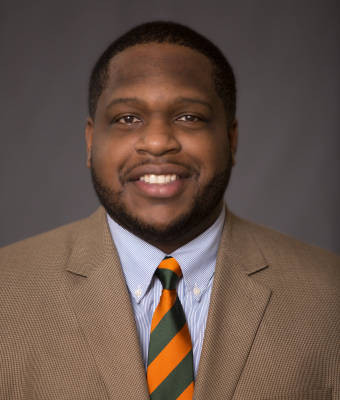 Charles Joins Athletic Department to Oversee Compliance