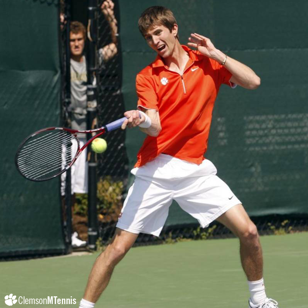 Former Tiger Yannick Maden to Compete in Wimbledon Singles Qualifying