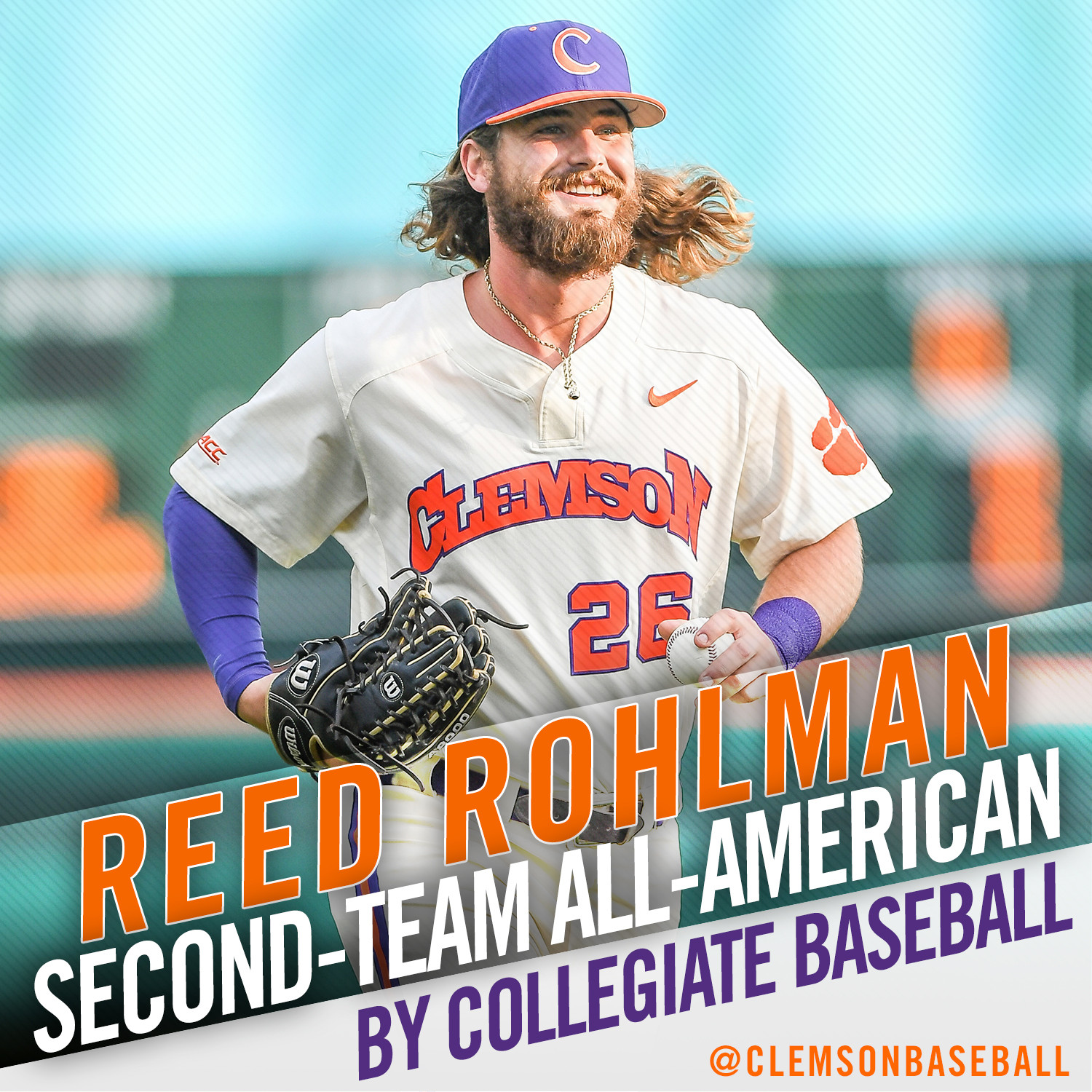 Rohlman Named an All-American