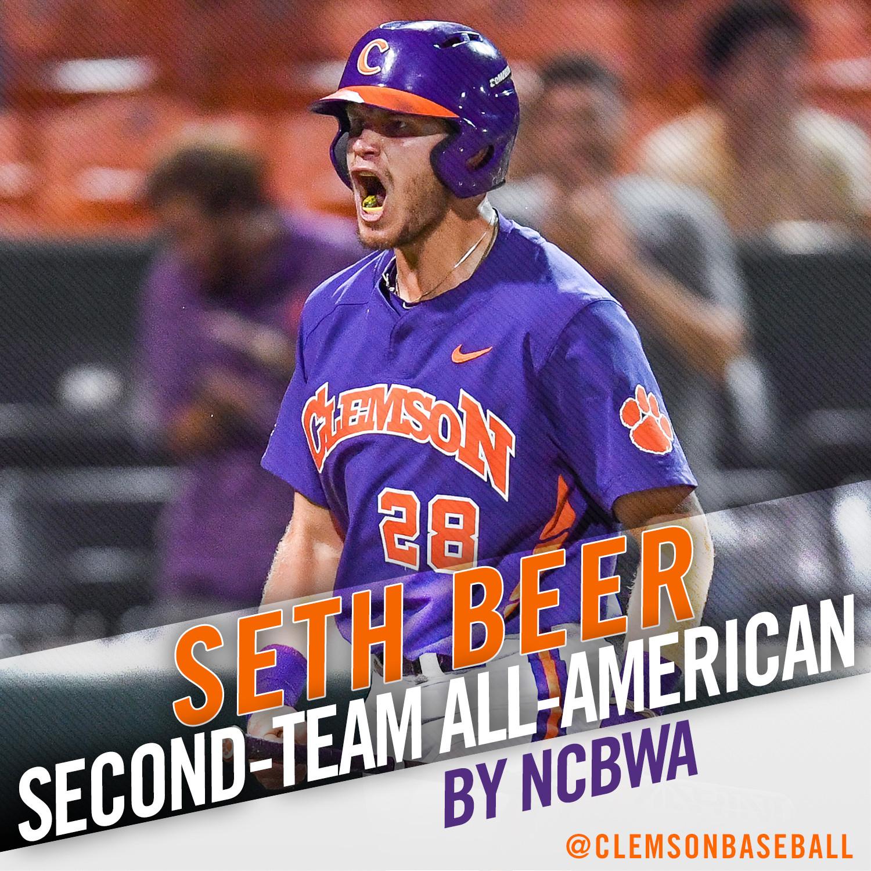 Beer Named NCBWA All-American