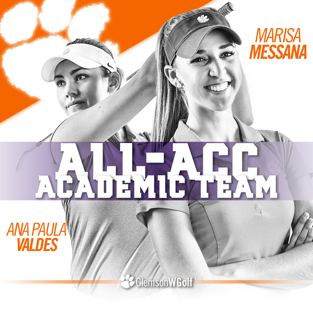 Messana and Valdes Named Academic All-ACC