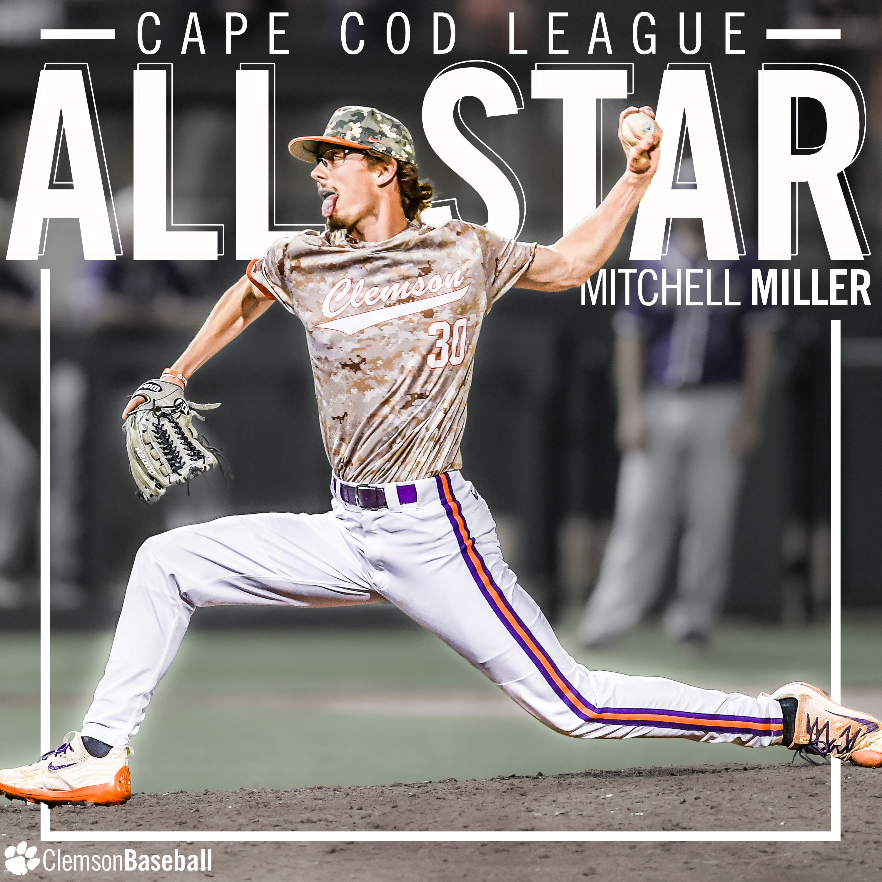 Miller Named Cape All-Star
