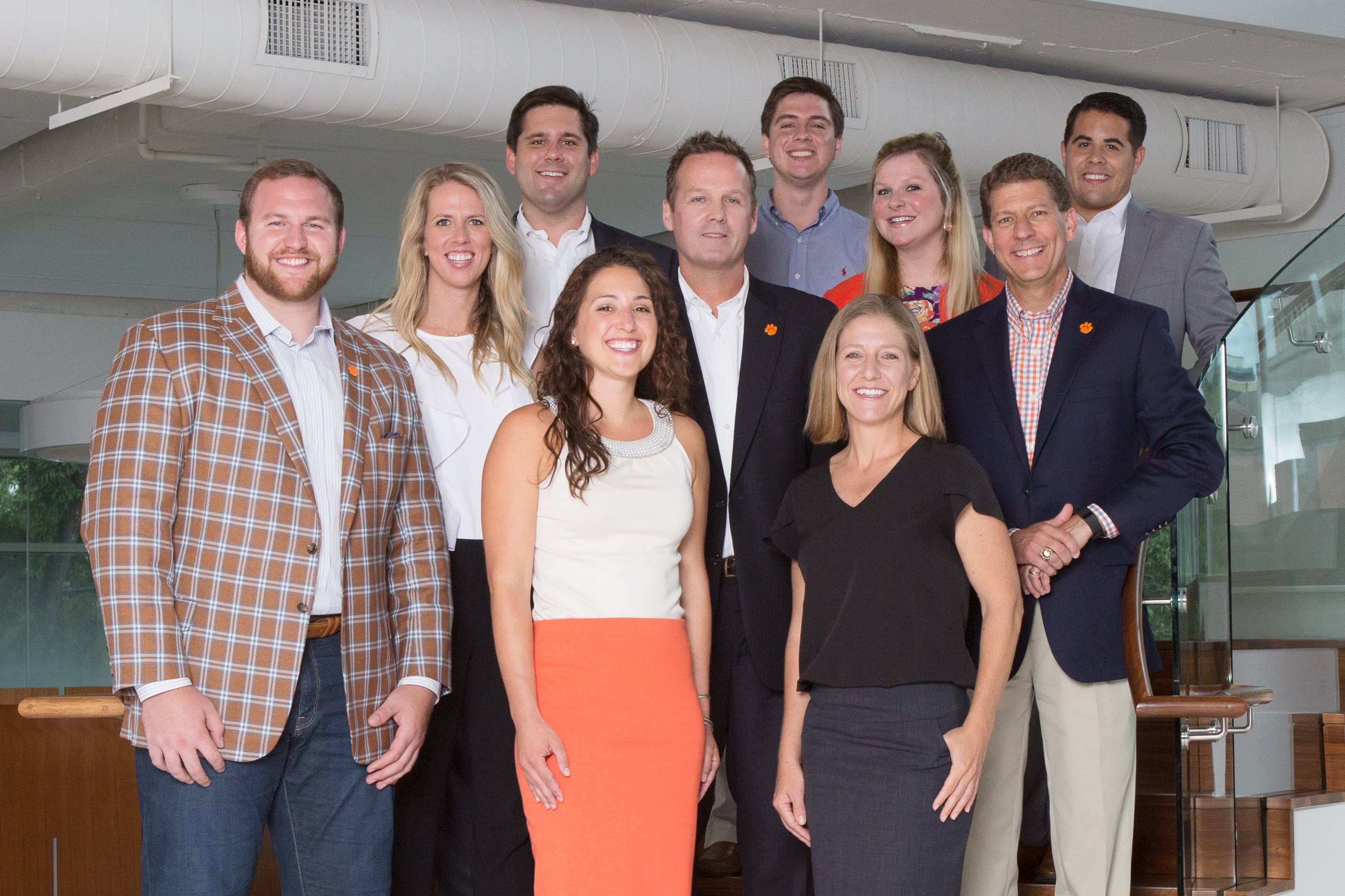 JMI Sports Announces Hire of Clemson Sports and Campus Marketing Team