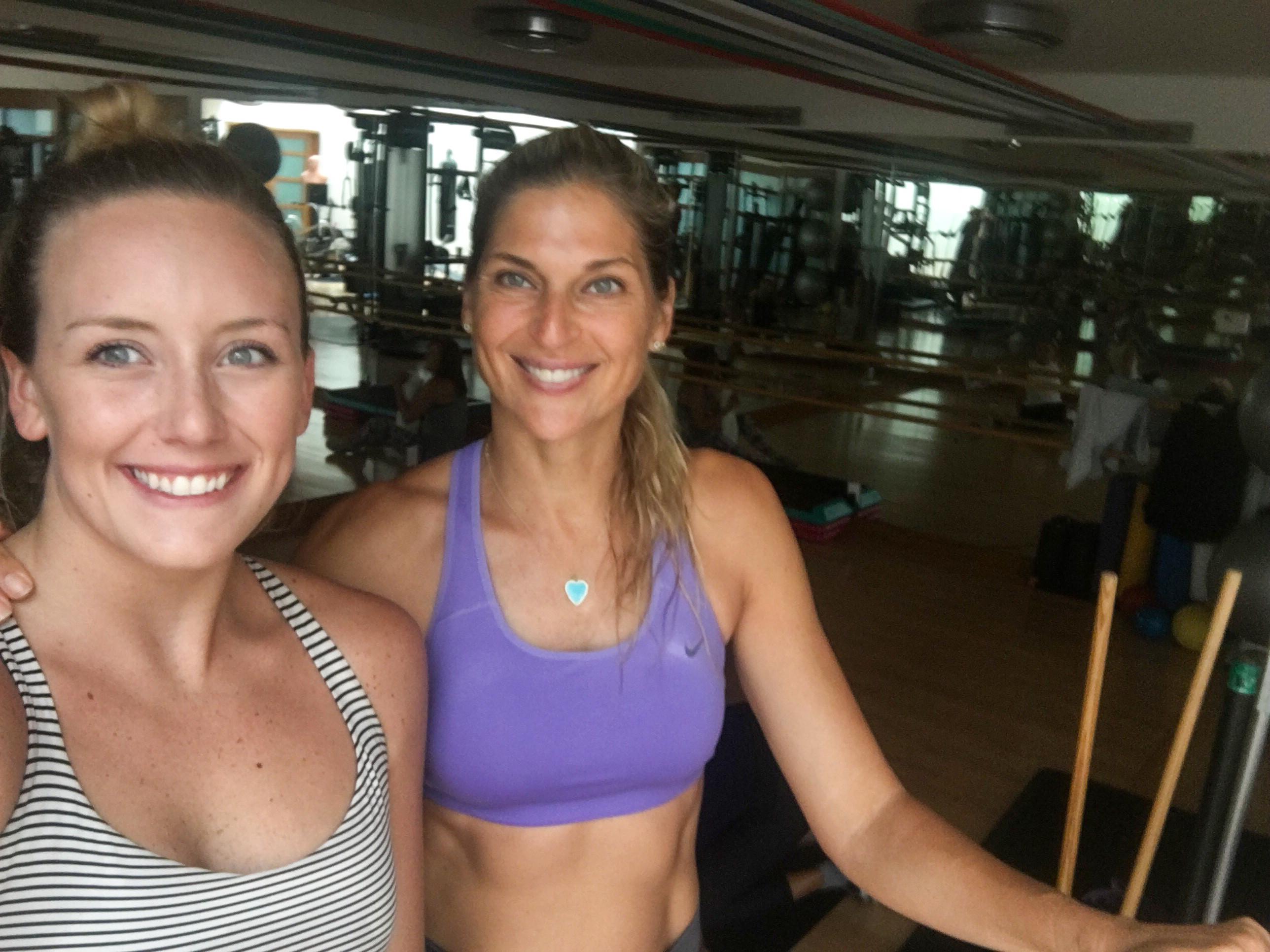 Clemson Volleyball's 30-Day Summer Selfie Challenge