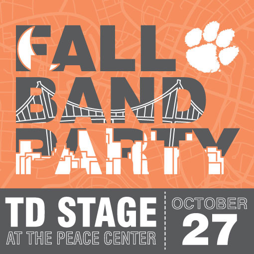 Fall Band Party, Friday, October 27