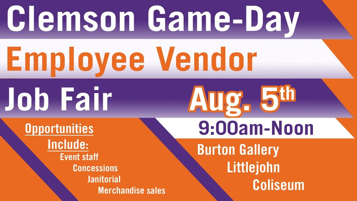 Gameday Employee Job Fair