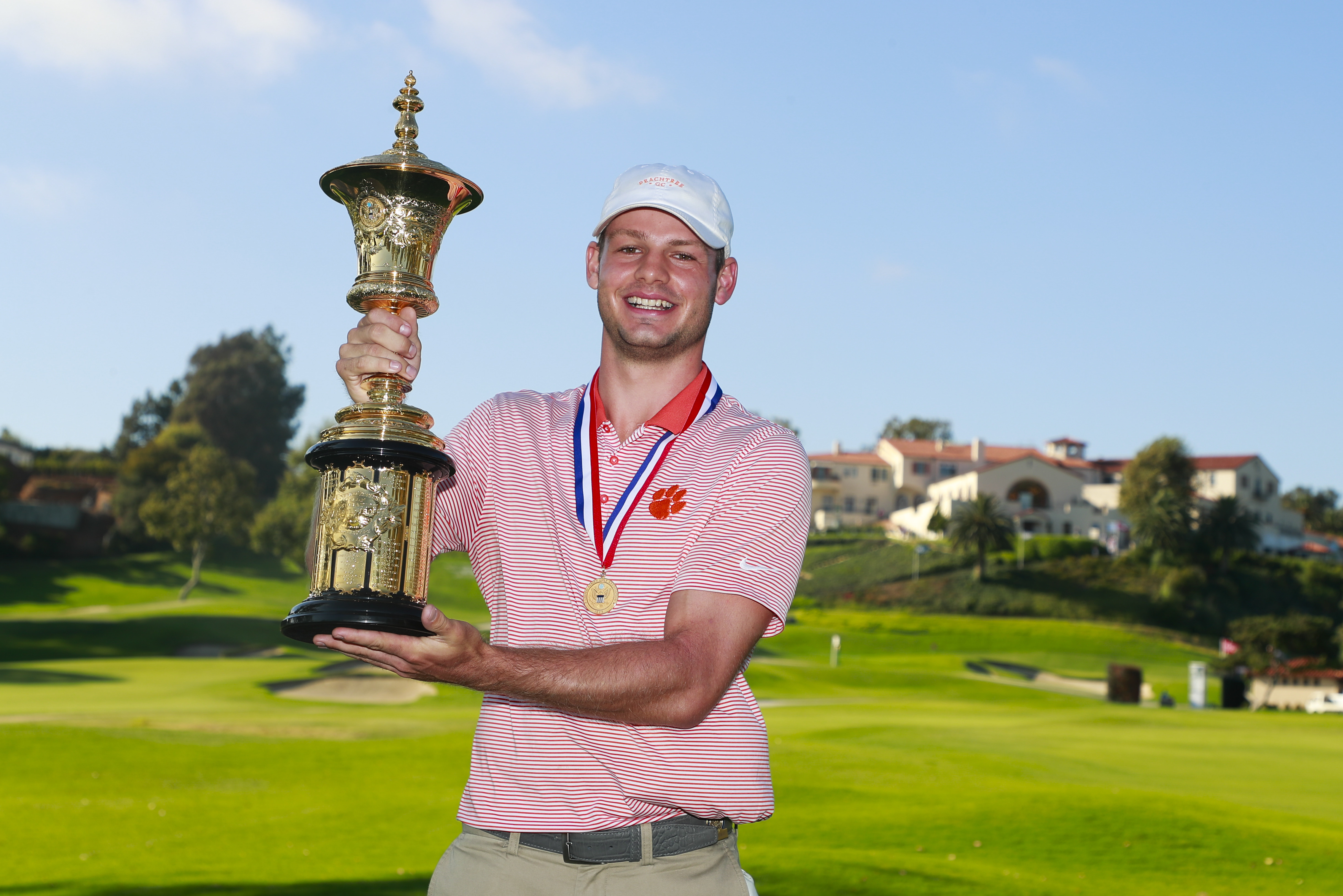 Redman Starts Play in Walker Cup Saturday