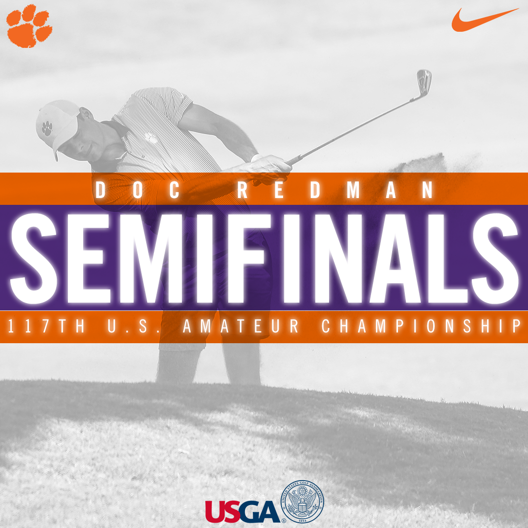 Redman Moves on to Semifinals of US Amateur