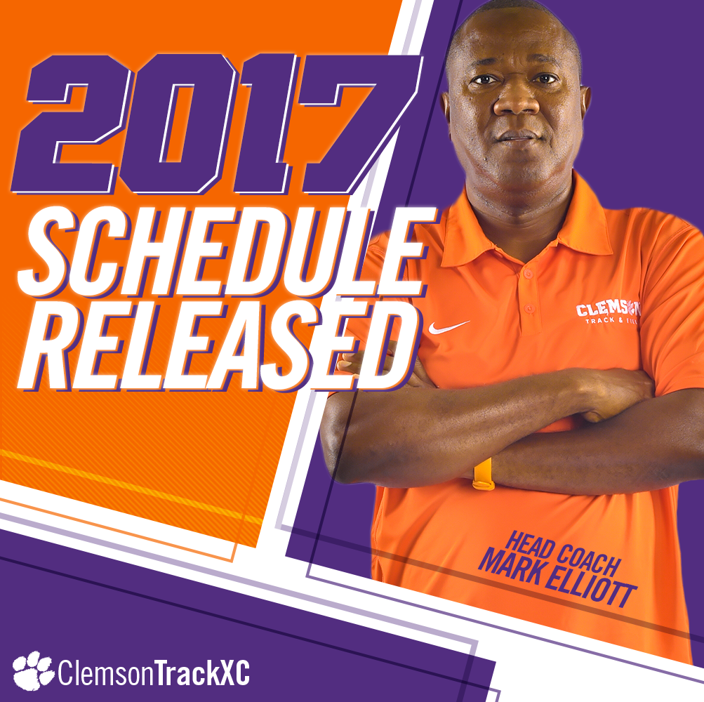 2017 Cross Country Schedule Announced