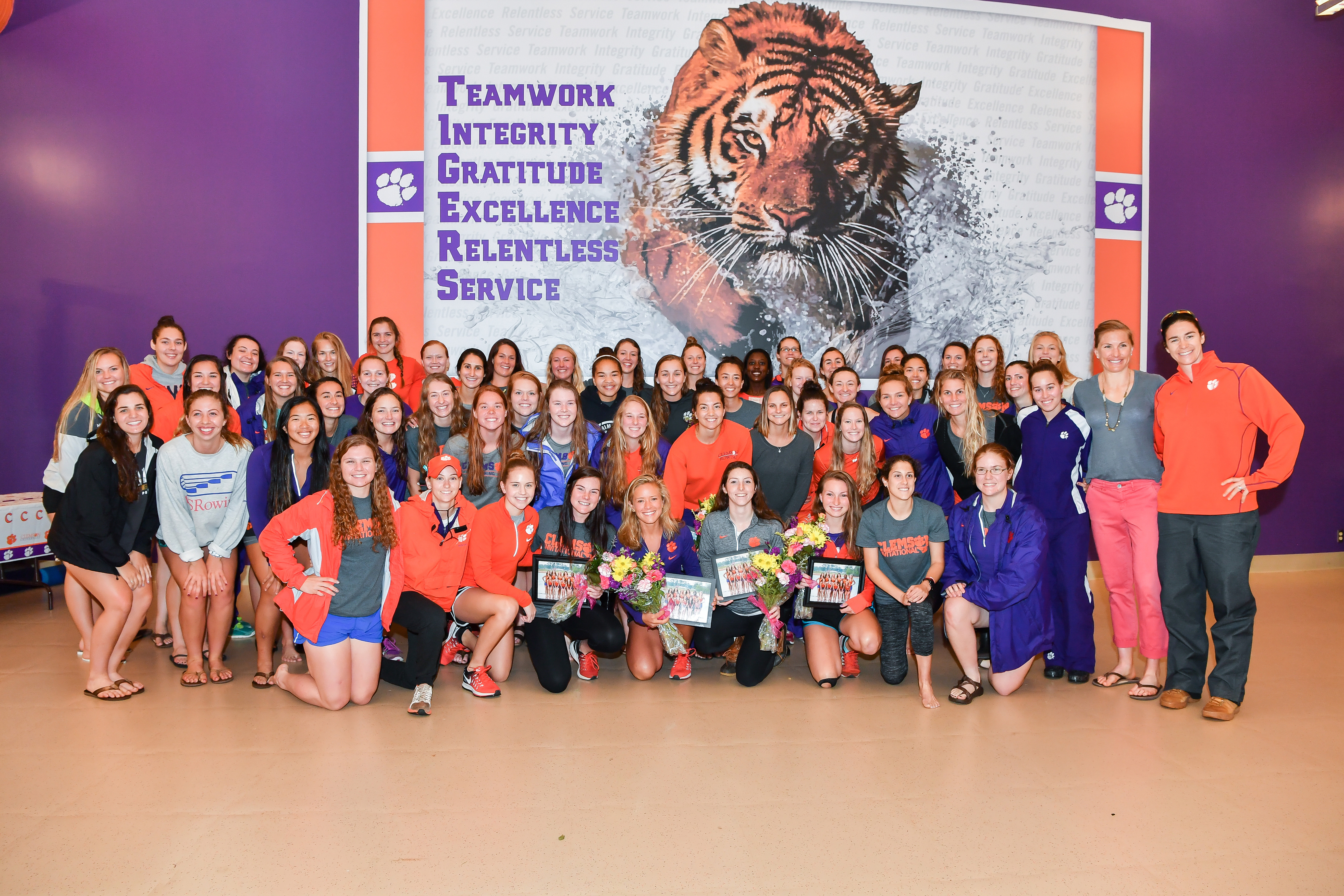 Clemson Rowing Holds Open Tryouts for 2017-18