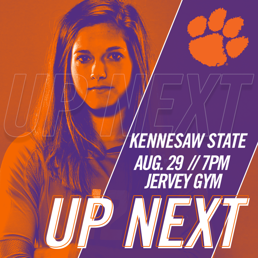 Volleyball Hosts Kennesaw State Tuesday