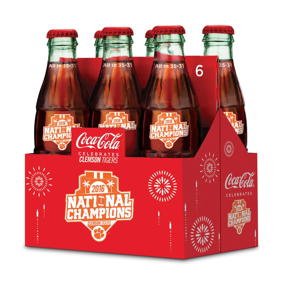 Coca-Cola Debuts Commemorative Bottles