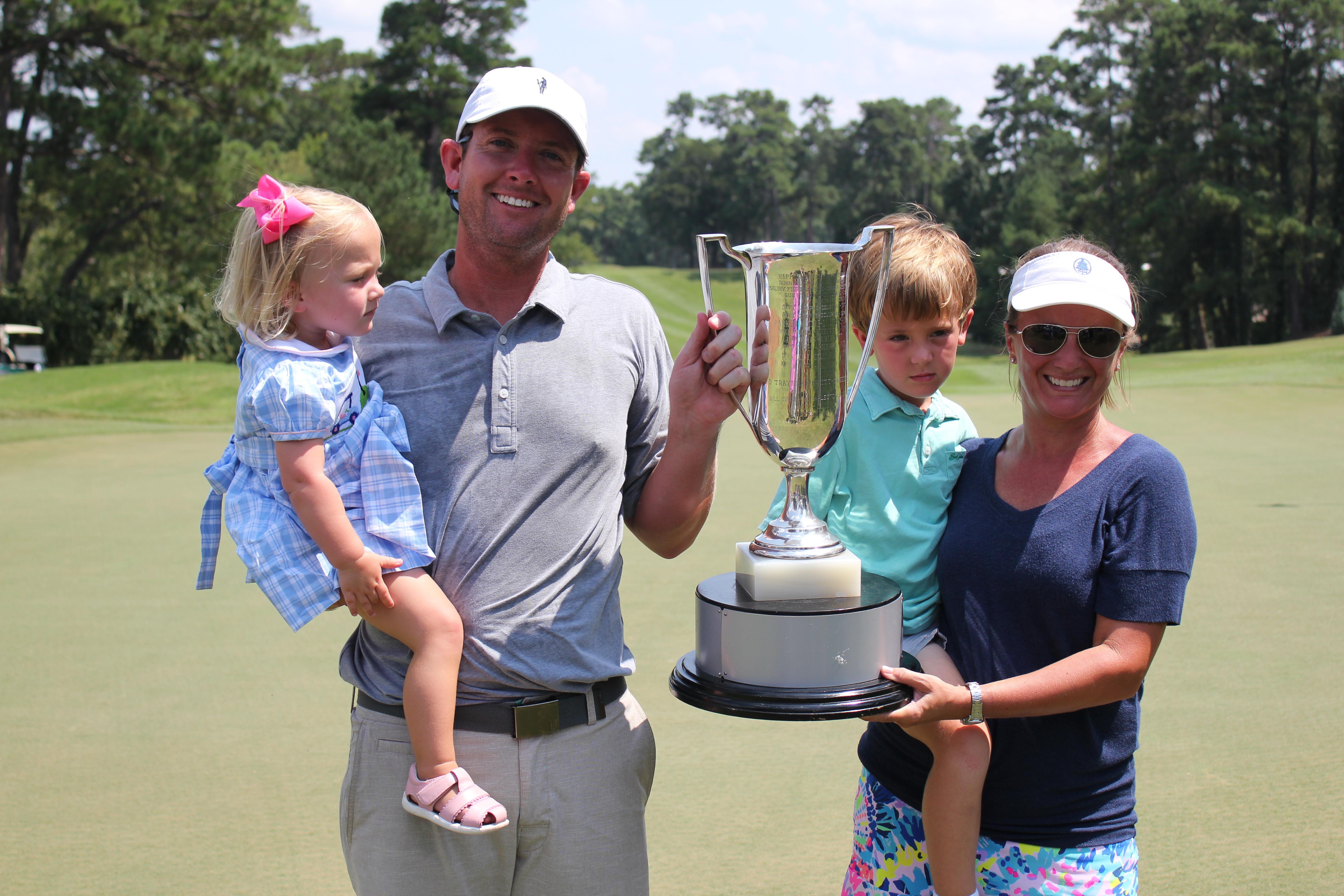 Jones Wins South Carolina Amateur