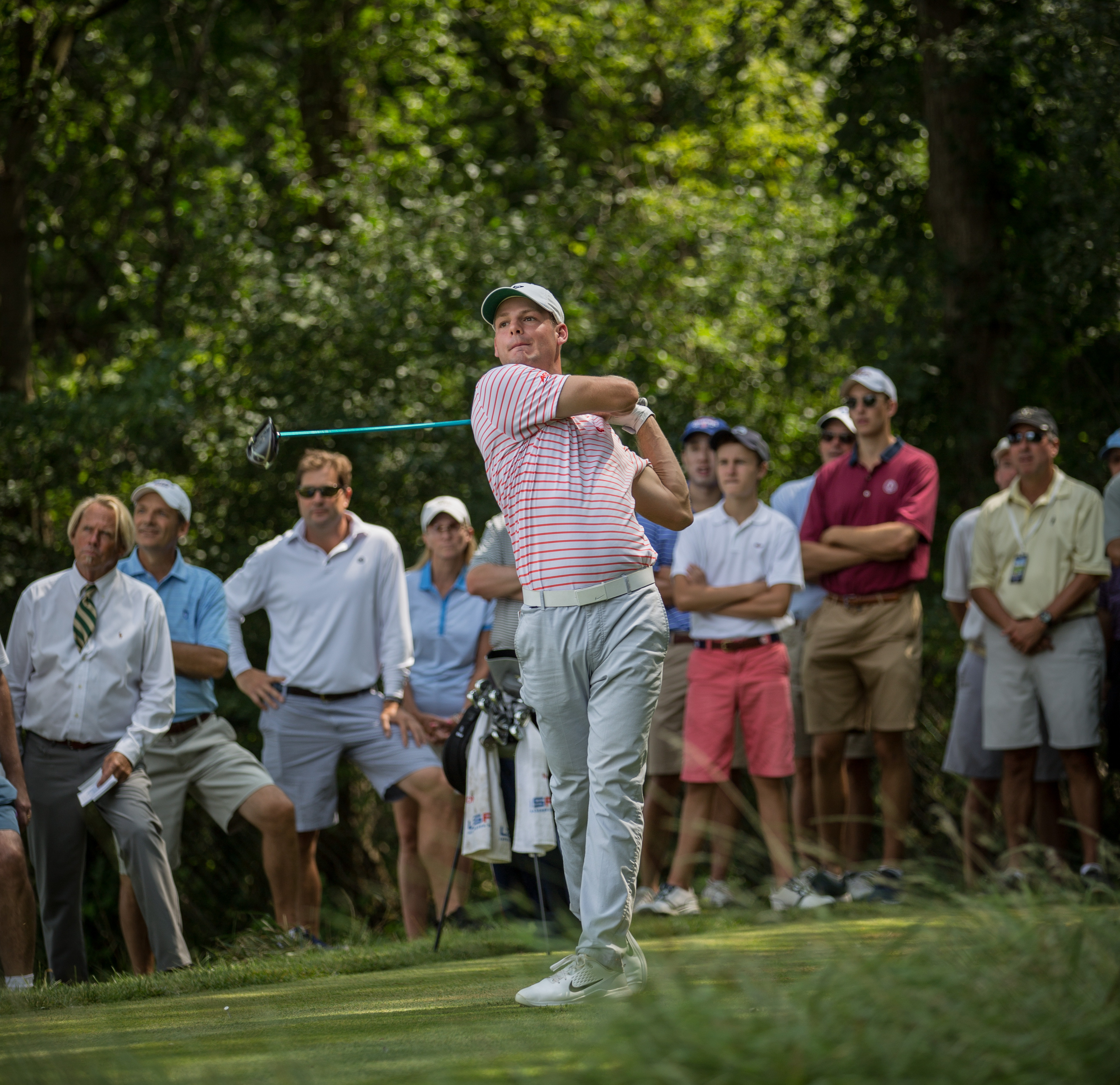 Redman and Pettit in Top 45 after First Round of US Amateur