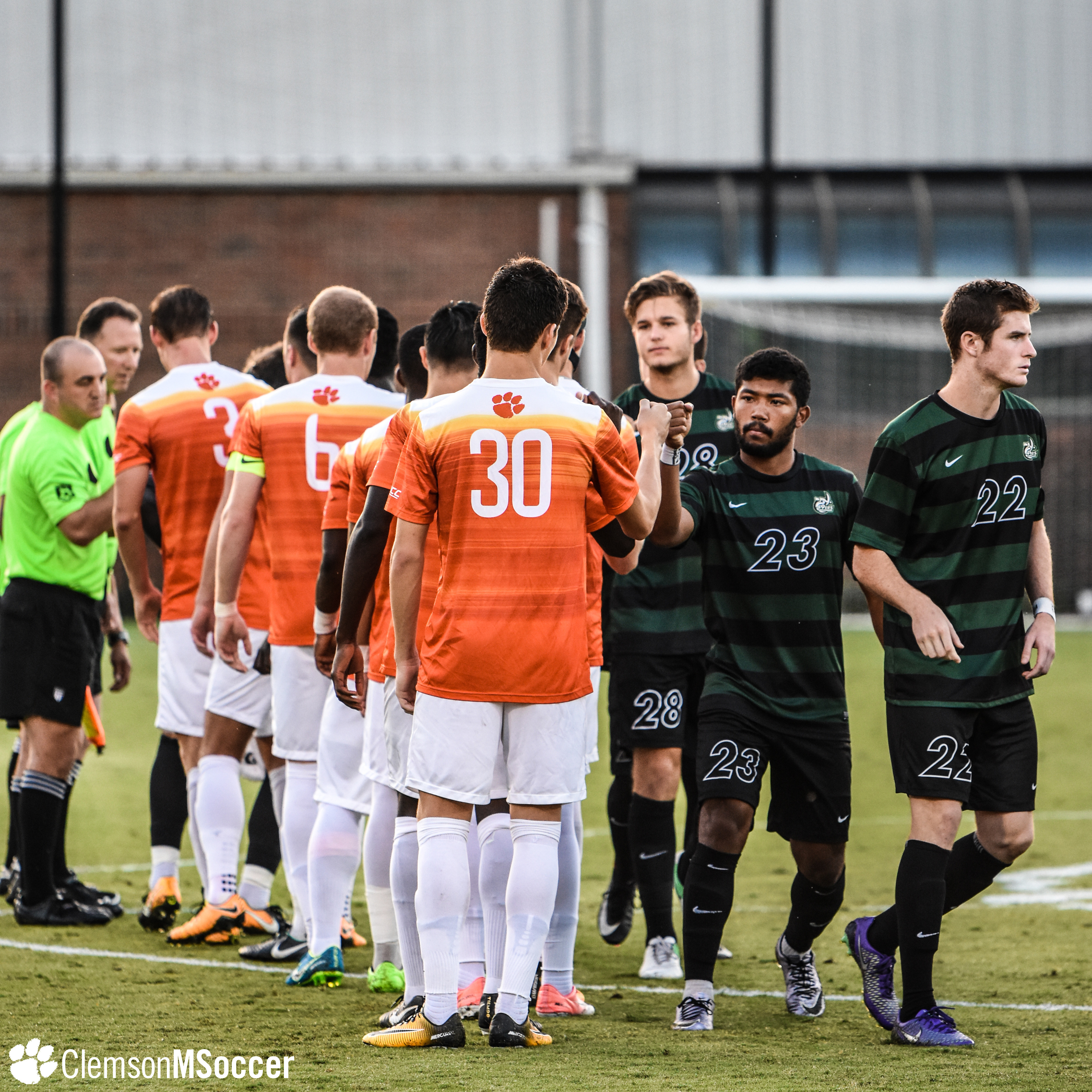 No. 6 Clemson-No. 2 Wake Forest to Kick Off at 6 p.m.