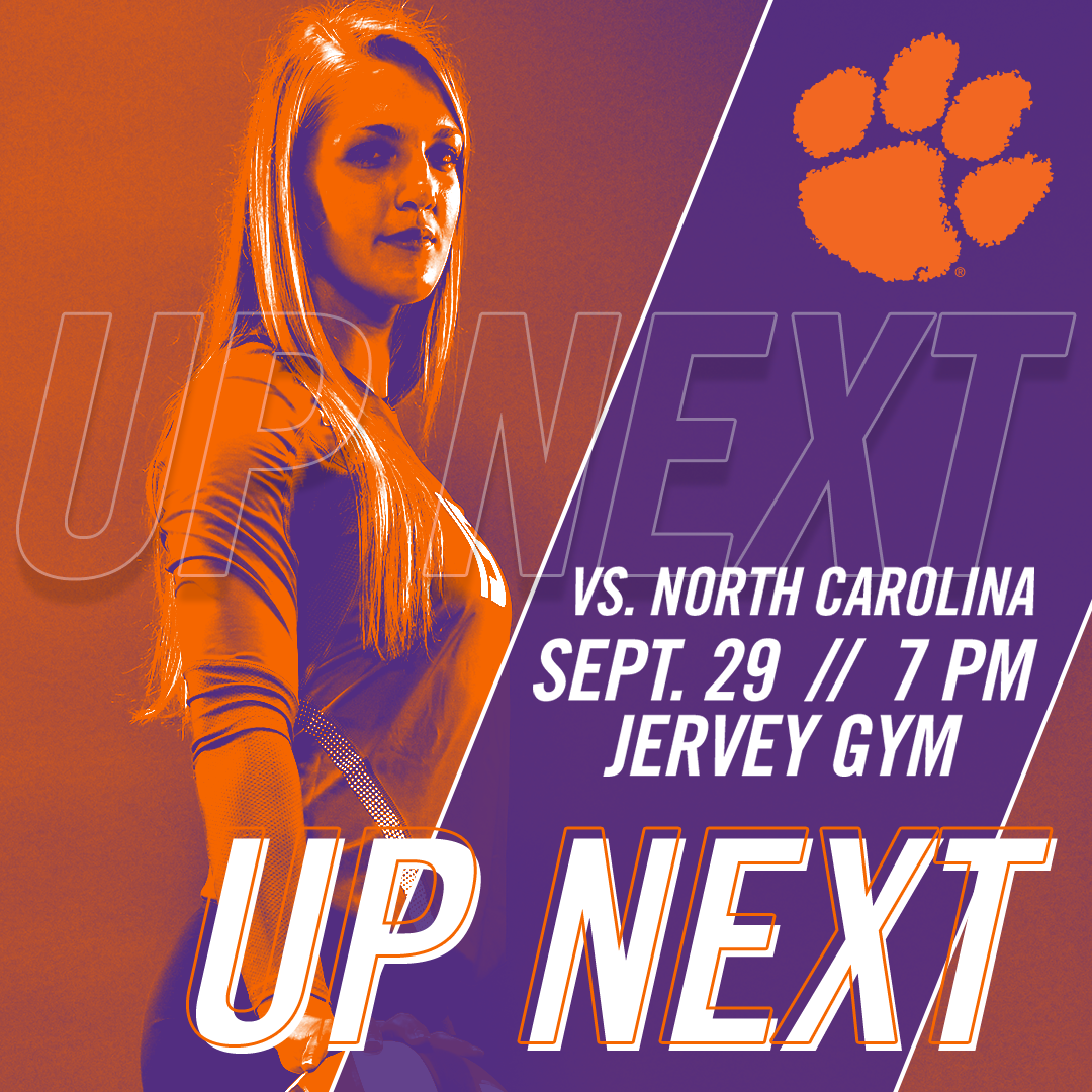 Volleyball Set for Second Weekend of ACC Action