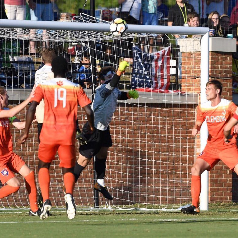 No. 6 Clemson Falls at No. 2 Wake Forest