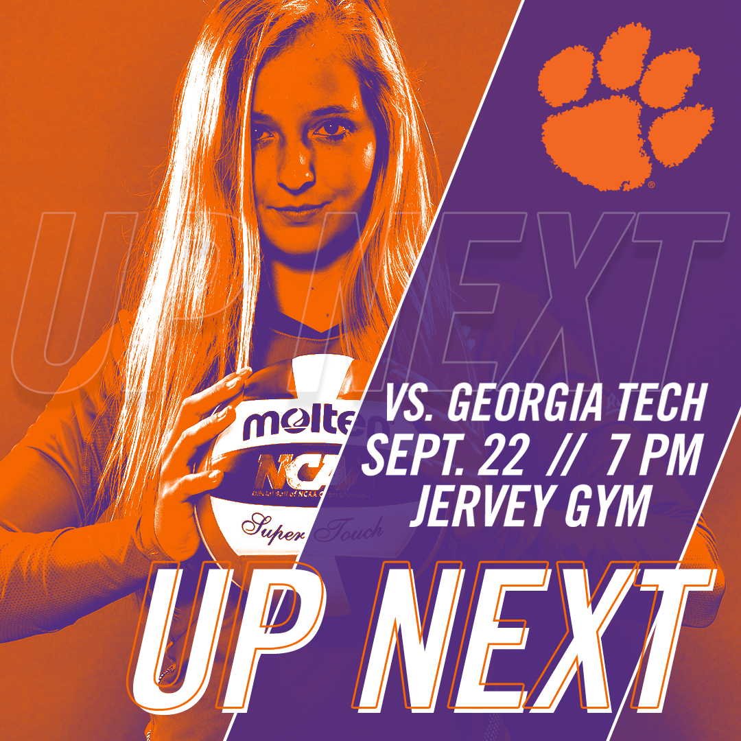 Volleyball Opens ACC Action This Weekend