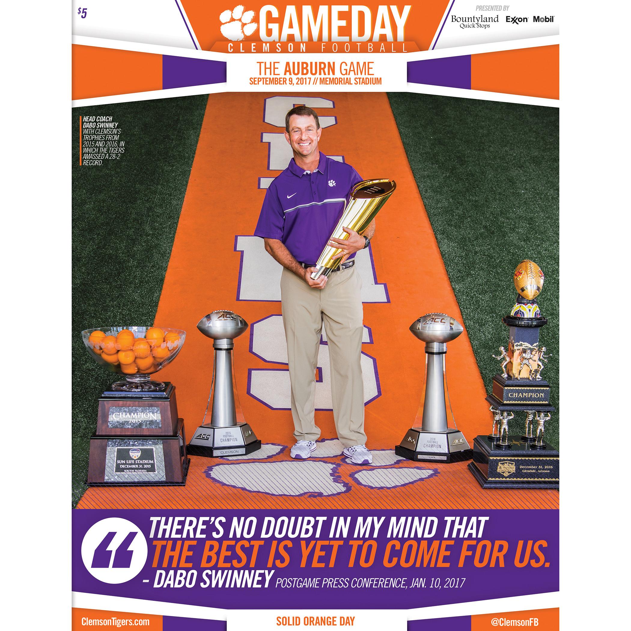 Auburn Program Available