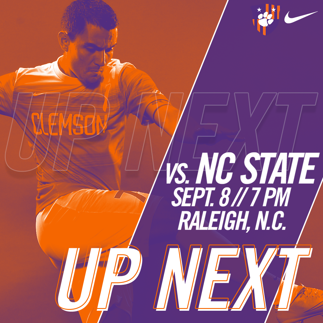 No. 3 Tigers Open ACC Play at NC State