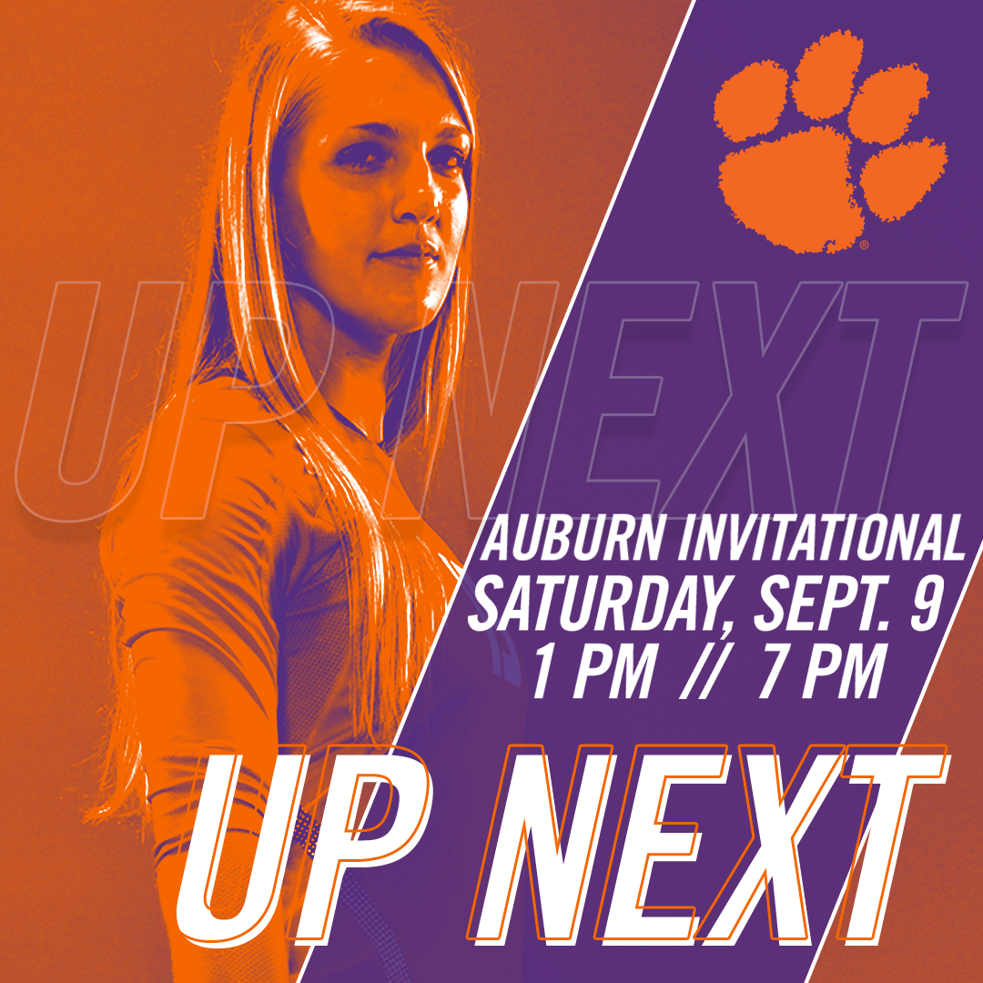 Volleyball Set for Auburn Invitational