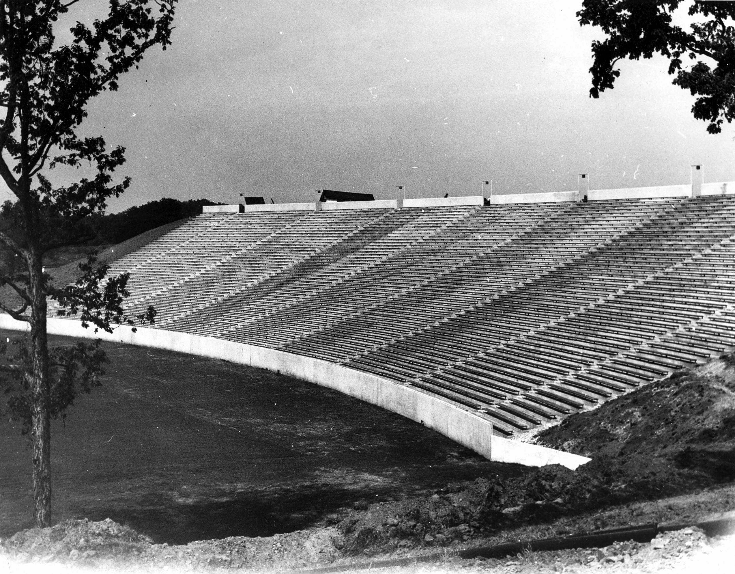 Memorial Stadium Turns 75