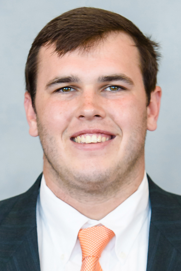 Cole Renfrow - Football - Clemson University Athletics