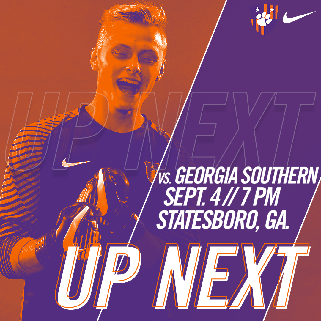 No. 5 Clemson Faces Georgia Southern For First Road Test
