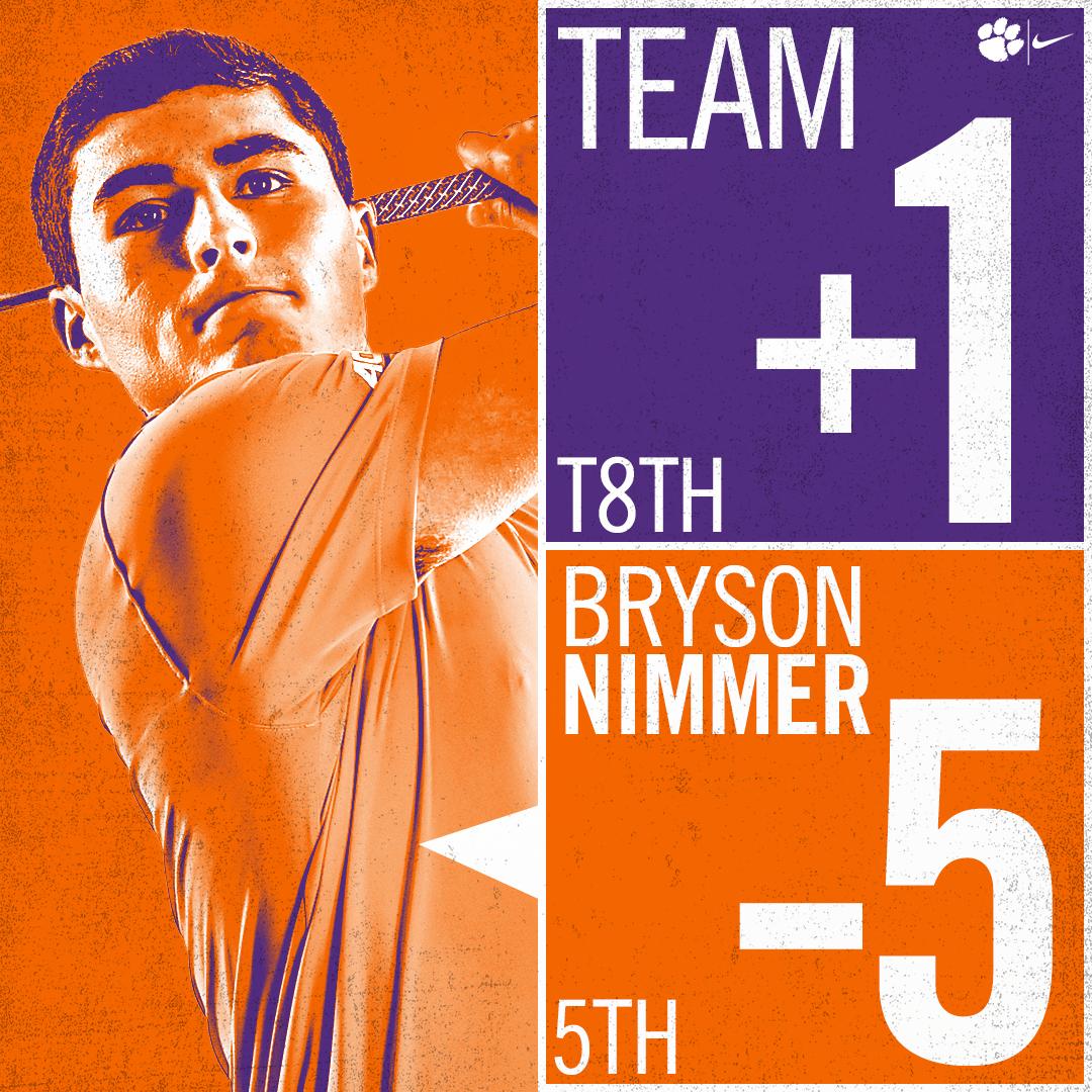 Nimmer Fires Second Round 65