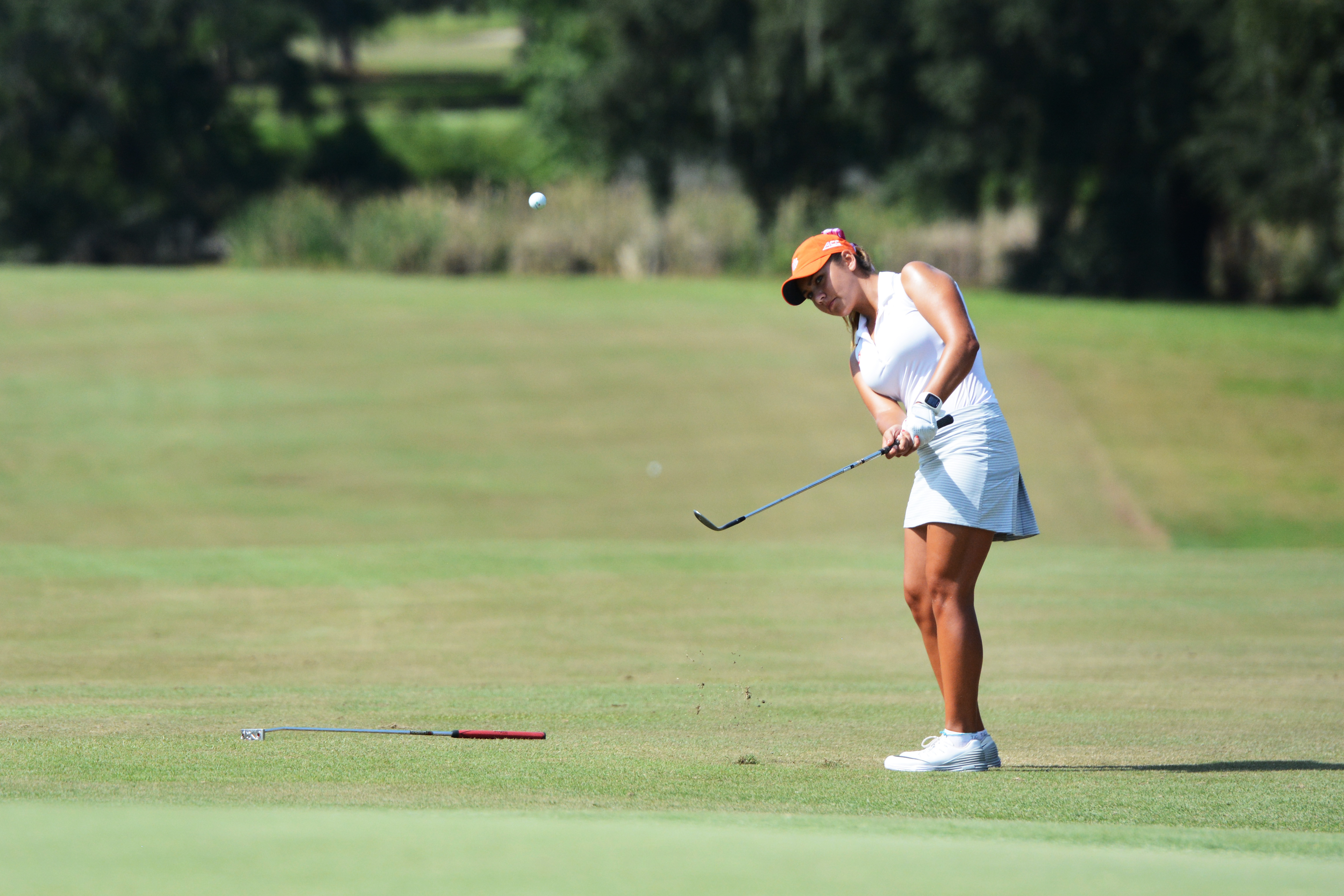 Clemson Remains 14th at Landfall Tradition