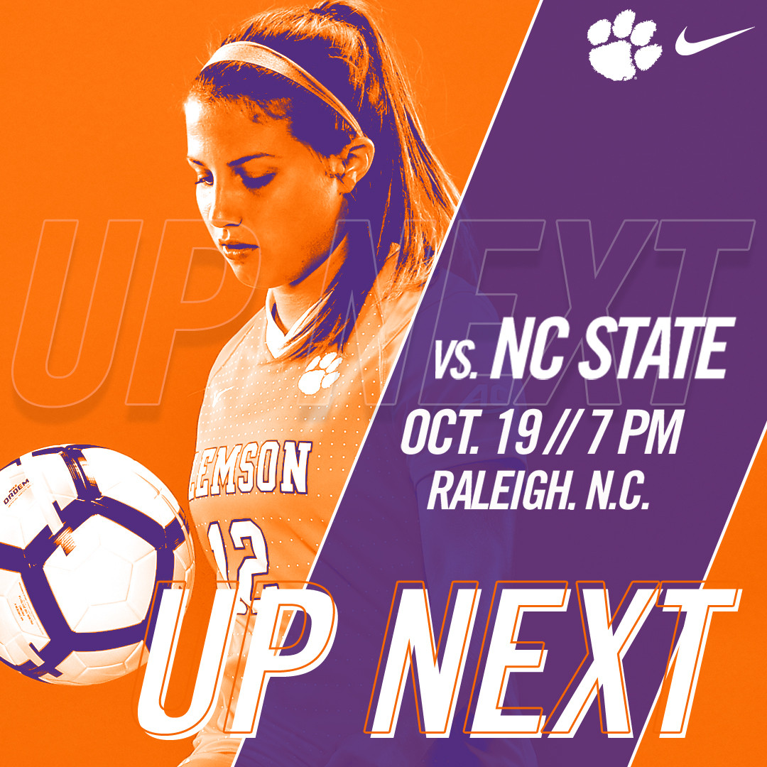 Tigers Head to Raleigh for Final Road Match of Regular Season