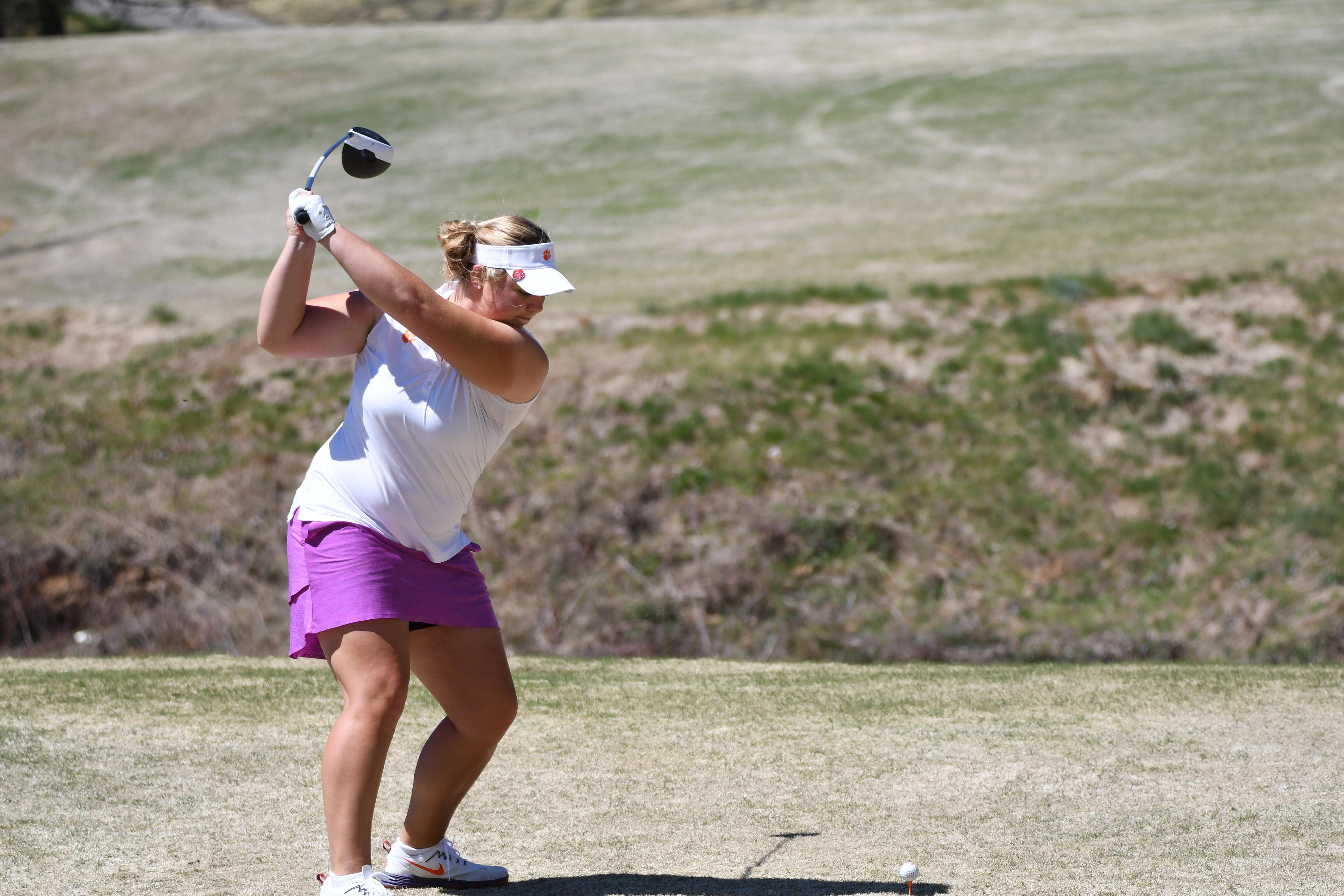 No. 25 Clemson Heads to Betsy Rawls Longhorn Invitational