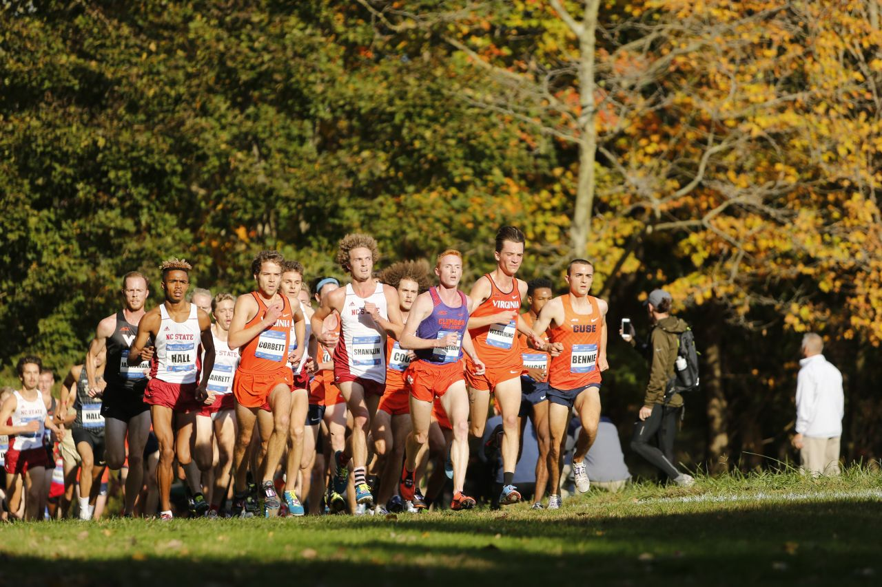 Quattlebaum Garners All-Conference Honors At ACC Championships