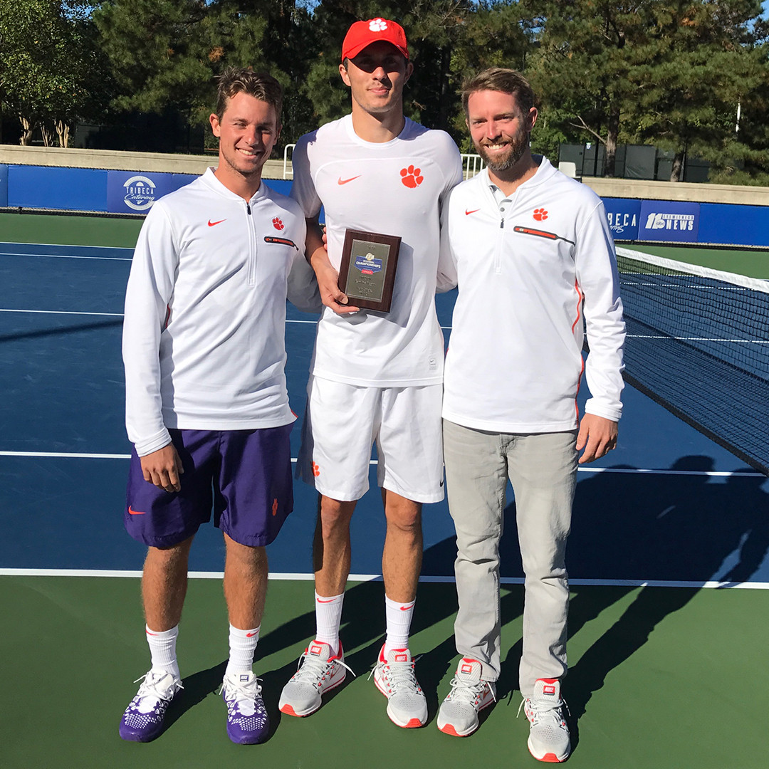 Favrot and Baudry Raise the Bar at ITA Regional