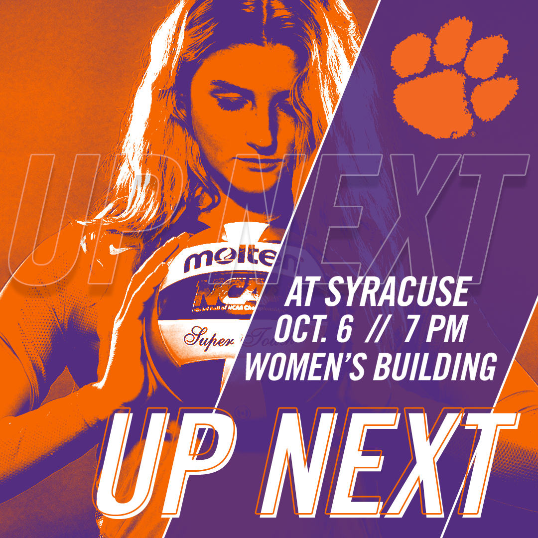 Volleyball Heads North for Syracuse, Boston College