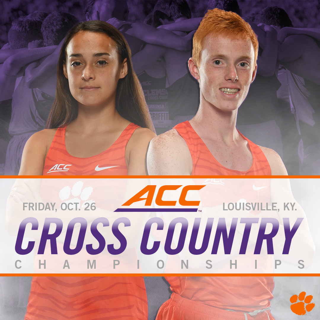 Cross Country Set For ACC Championships Friday