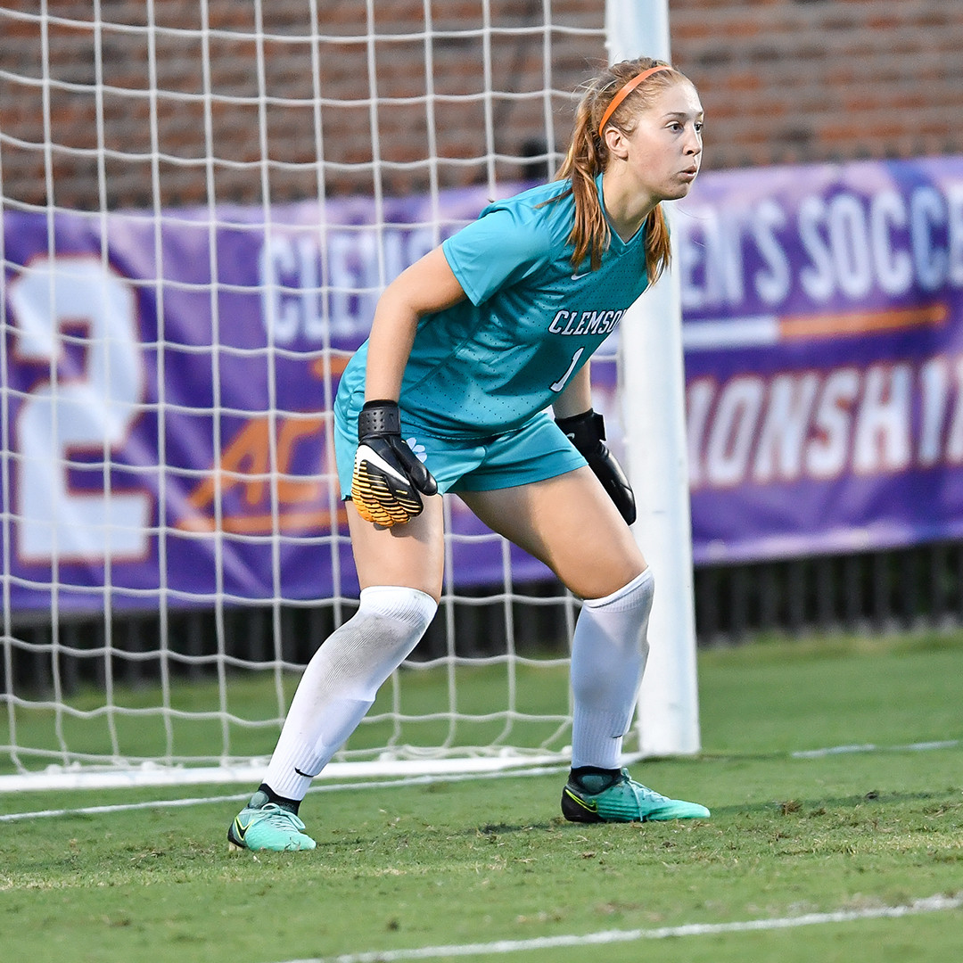 Tigers Earn Hard Fought Draw at No. 14 Virginia